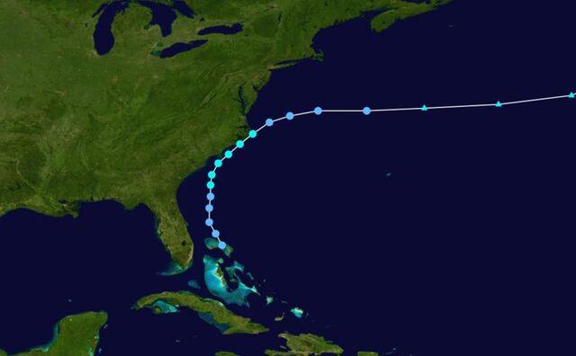 File:Tropical Storm Arthur Track.JPG