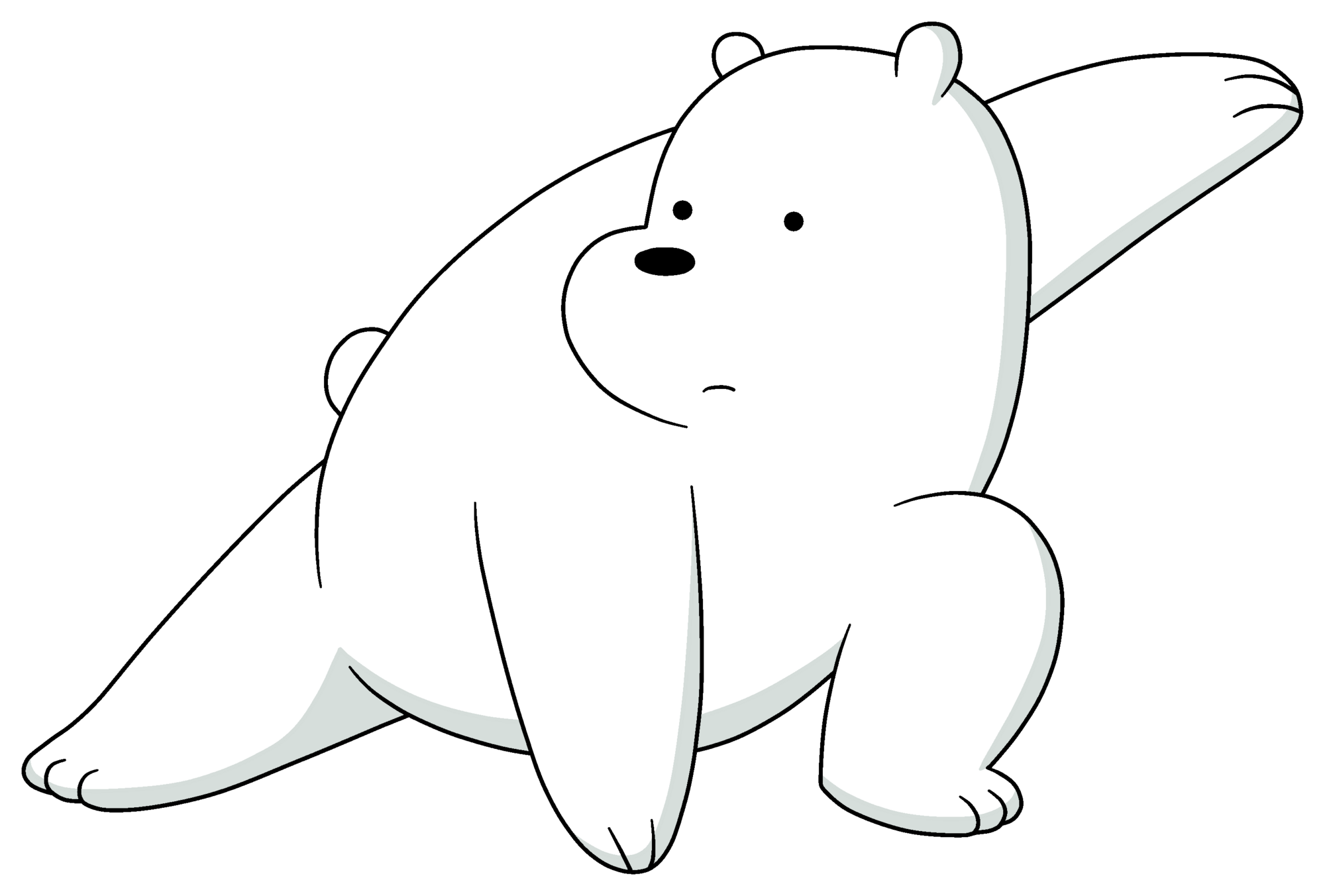 ice bear we bare bears wiki fandom powered by wikia