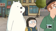 Chloe and Ice Bear 072