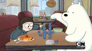 Chloe and Ice Bear 116