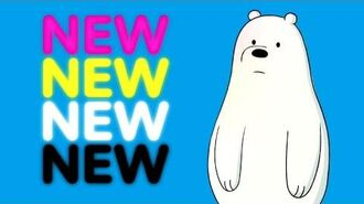 Will You Be There? - New Episodes Every Weeknight in April - We Bare Bears - Cartoon Network