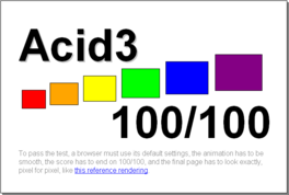 Acid3-Chrome4Dev