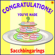 Sacchbingarings
