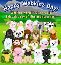 Webkinz Day 2007
