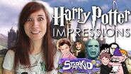 HARRY POTTER IMPRESSIONS (film & fandom)
