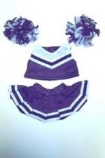 ANT Ava's Cheerleading Stuff