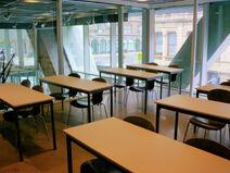 Detention Practice room