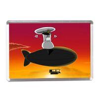 Blimps Fridge Magnet