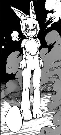 Rabbit Goblin Girl