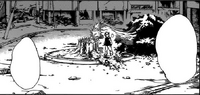 Magatama Town Destroyed