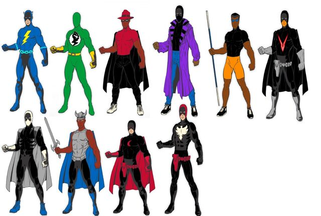File:Large Collective picture of Teen Oracles Suit Designs.jpeg