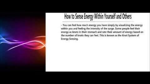 Energy Manipulation 101