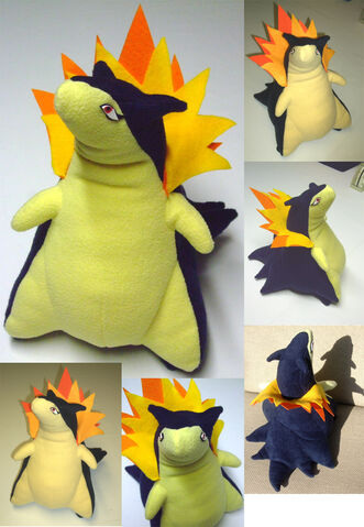 File:Commission typhlosion plush by jaimenwester.jpg