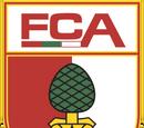 2013-14 FC Augsburg Away