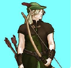 Elvish Archer Female