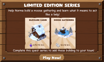 Moose Fair Lady