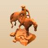 CowboyStatue