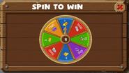 Treasure Chest Spin To Win
