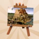 Bruegel Babel Tower