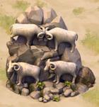 Mountain Sculpture