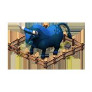Le027 babe blue ox ea market