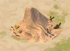 Sand-ski-mountain