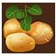 Wt potato collectable doober