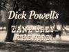 Zane Grey Theatre episode