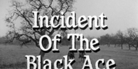 Incident of the Black Ace