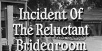 Incident of the Reluctant Bridegroom