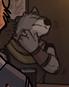 Grumpy Canid BWD
