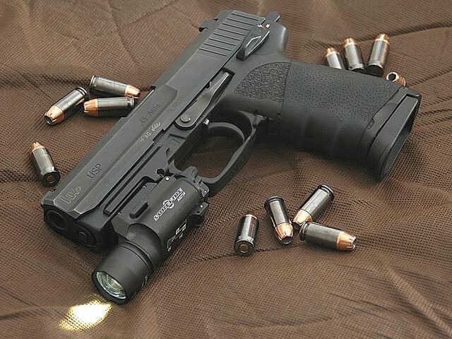 File:M16A1 Pistole.jpg