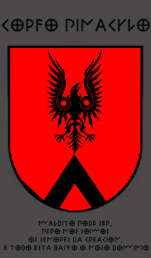 Crowspire shield