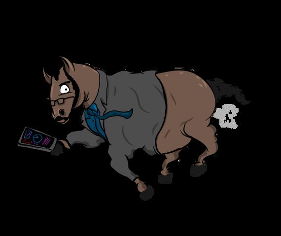 File:Bernard - as a horse.png