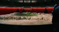 Dimensional westworld map