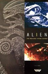 Alien The Weyland-Yutani Report