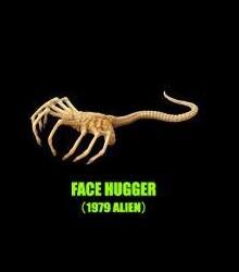 Face Hugger (Konami)