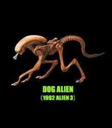 Dog Alien (Konami)