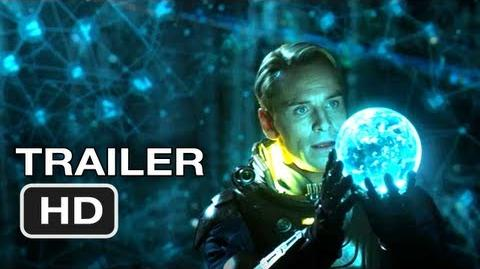 Prometheus - Official Full Trailer 2 - Ridley Scott Alien movie (2012) HD
