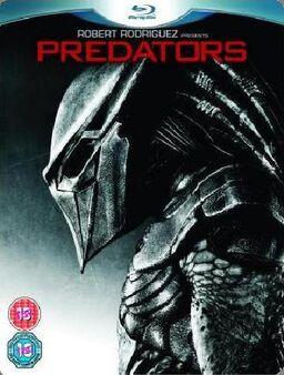 Predators (Exclusive Steelbook)