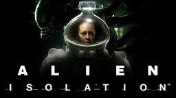 Alien Isolation -- Lo Fi Sci Fi