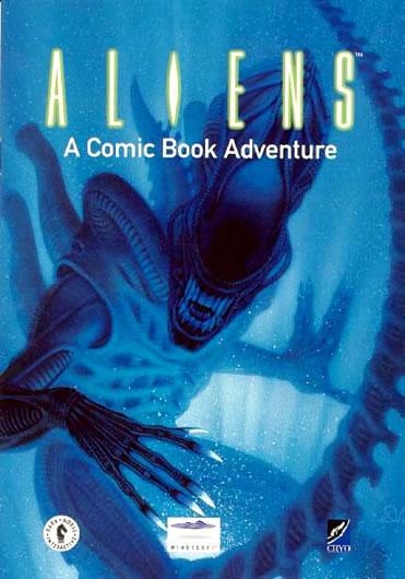 Aliens A Comic Book Adventure