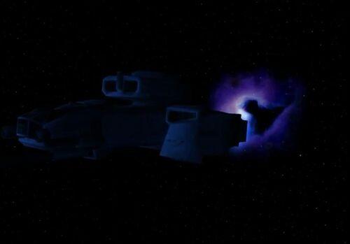 Aurora spacecraft