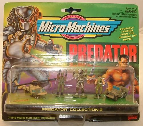 Predator (Mirco Machines)