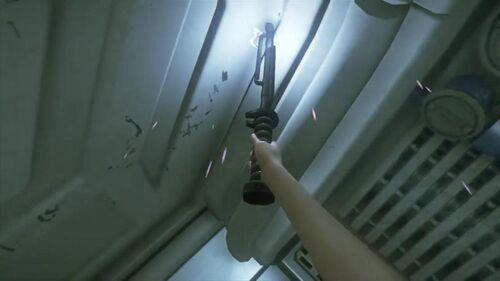 Alien Isolation stun baton