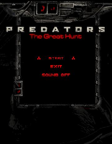 Predators-The Great Hunt