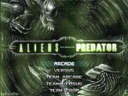 Alien v Predator (Mugen)