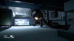 Alien Isolation Gameplay - E3 2014 PS4