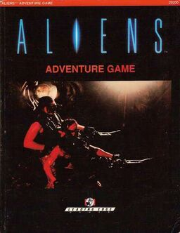 ALIENS Adventure Game