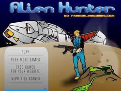 Alien Hunter1 (flash)